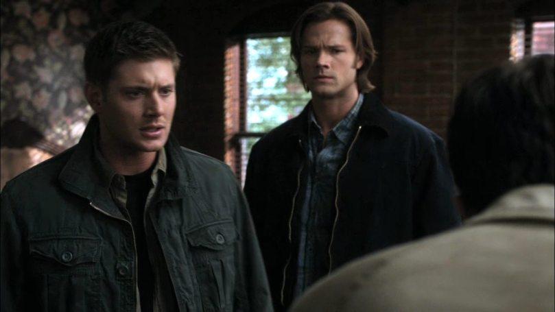 Dean: 你那邊發生這麼多事情,卻一個字也沒對我說?我說你現在當我是屁還是怎樣?