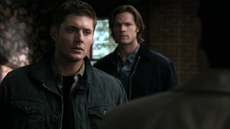 Dean: 你確定你沒有更多事情嗎?你知道我永遠都願意聽你講的對吧?