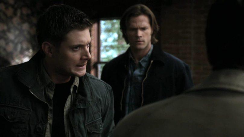 Dean: 死小孩...你居然給我來硬的...
