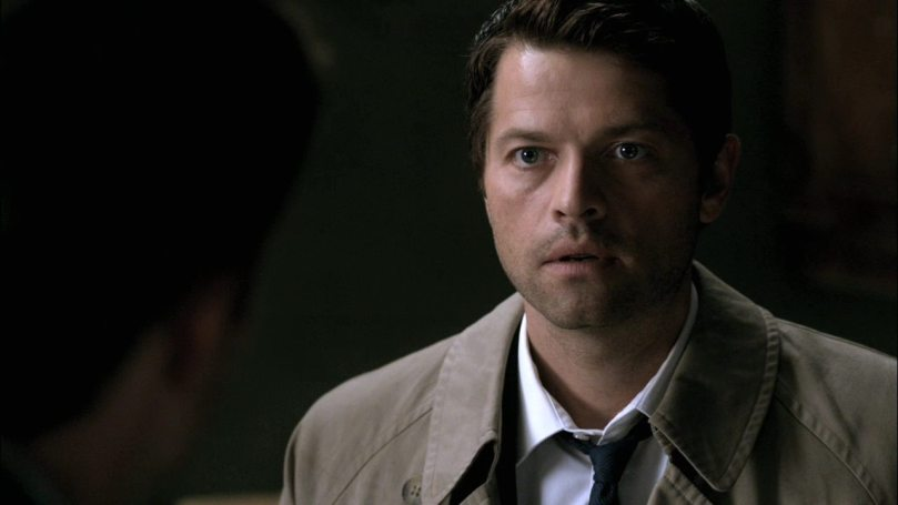 Castiel: Don't you think the police will take him home?