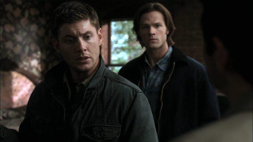 Dean: 是...是也沒錯啦,可是我真的覺得你有點怪怪的...