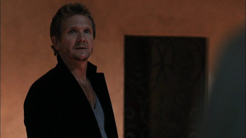 Balthazar: Castiel, 我幫了你這麼多,你現在打算讓這些低級生物拿聖油對付我嗎?