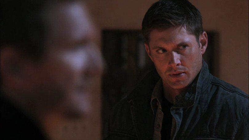 Dean: Cas...你真的願意為了我放棄你最好的朋友嗎?