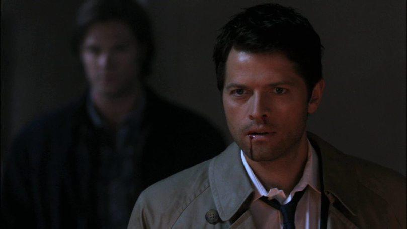 Castiel: 對不起...我別無選擇,你知道我一定會選擇 Dean...我想你比誰都明白我的心情