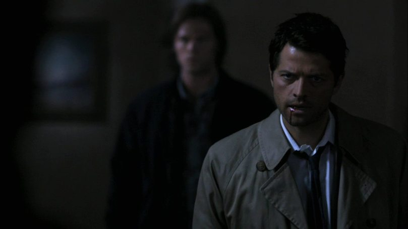 Castiel: My debt to you is cleared.