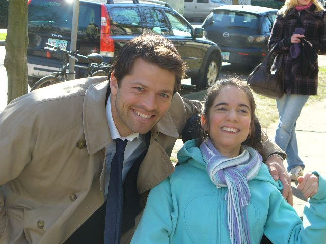 Misha Collins as Castiel, from Supernatural Appreciation Blog