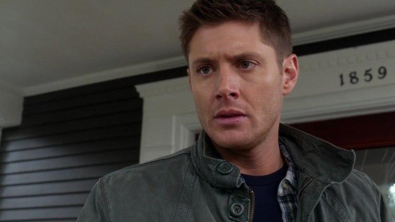 Dean 似乎覺得,眼前這個人怎麼長得跟某人很像