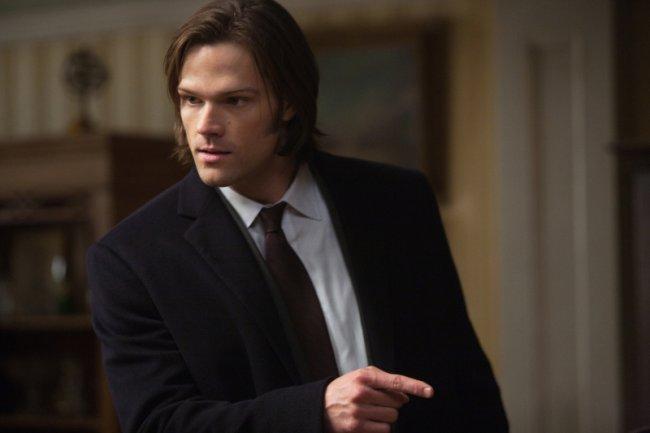 很帥氣的 Sam,想到他接下來要發瘋就讓人覺得很捨不得~