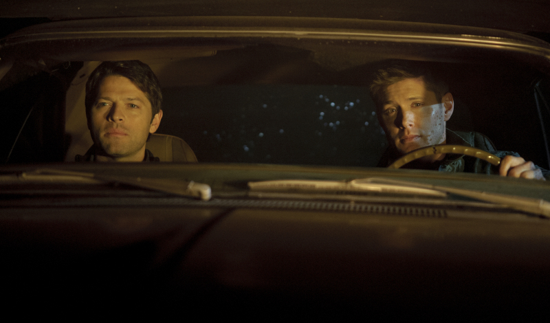 The Born-Again Identity - Castiel & Dean