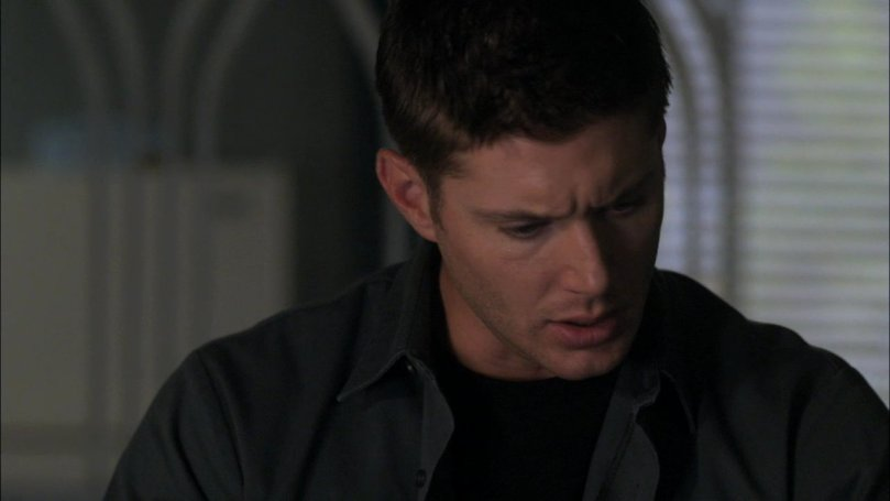 Dean: Castiel? Hello? Possible loose nuke down here, angelic weapon. Kinda your department.