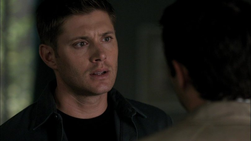 Dean: What happened to you, Cas? You used to be human, or at least like one.