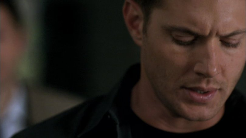 Castiel: Dean....  Dean: 幹嘛!?