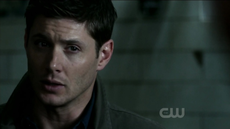 Dean: Don't make me lose you too.