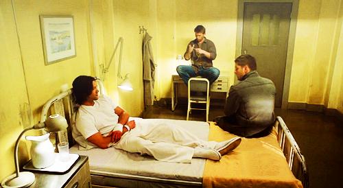 可憐的 Sammy 跟三八的 Lucifer...XD