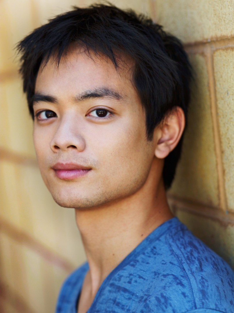 Supernatural 7x17 - Osric Chau as prophet Kevin