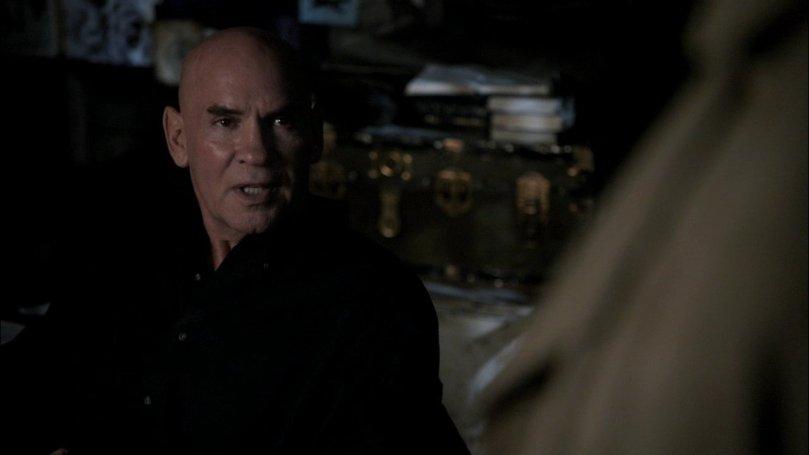 Samuel:這就是天使 Castiel?