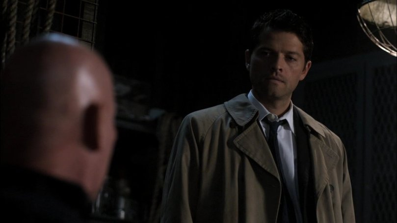 Castiel:伯父您好~(對不起,我自己編的這句話讓我自己笑到差點無法打字)