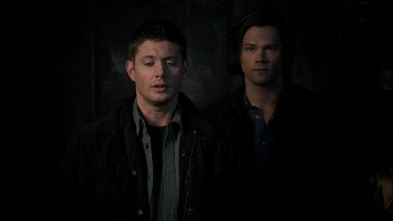 Dean:夠了寶貝...你可不可以先別屁了,講正經事比較重要。