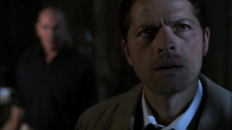 Castiel:Sam...Dean...我要先行告退...