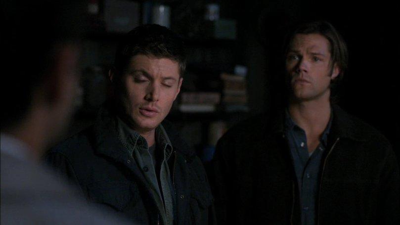 Dean:我人還在這邊你居然要先走一步?我說你這傢伙是打算走去哪裡啊?