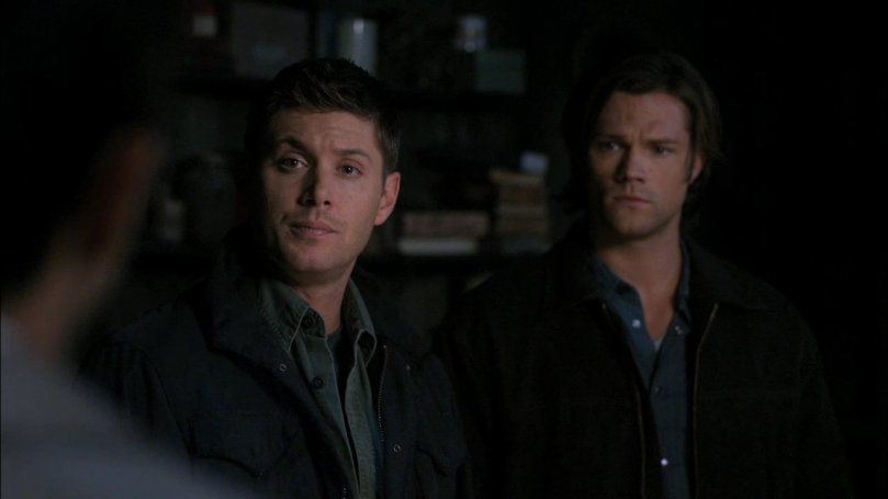 Dean:臭 Cas...你最好不要忘了撥出時間幫我的小 Sammy...