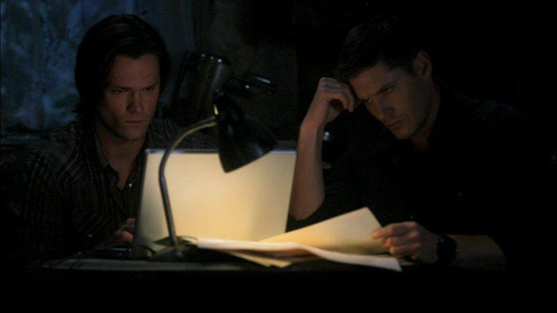 Dean: ....? Cas 你是在說什——