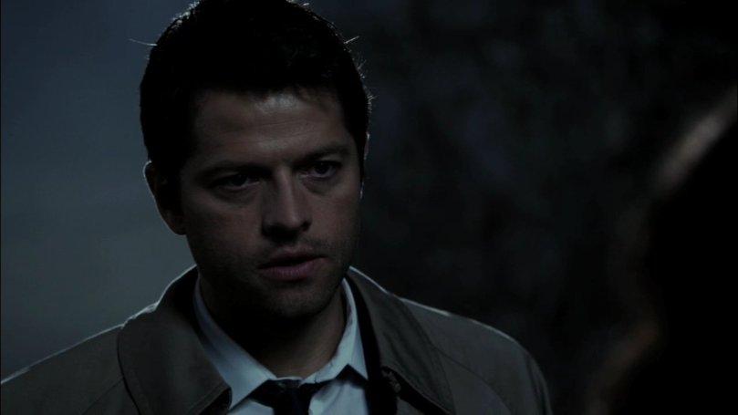 Dean...為什麼我們要跟這些骯臟下流的東西一起出任務啊!?不是只有我們嗎!?