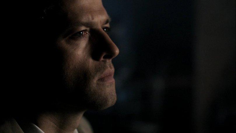 Castiel 想事情的側臉還真是迷人