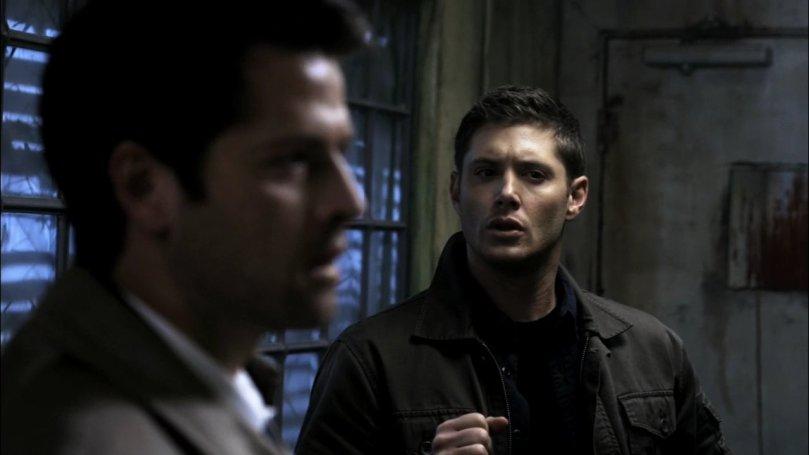 Dean: Pi...pizza man? 這跟 pizza man 有什麼關係?