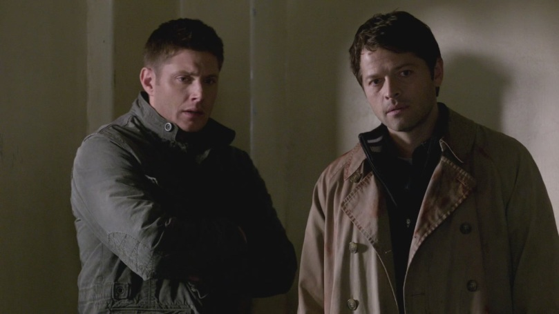 Dean 跟 Castiel 現在在煉獄過得還好嗎?