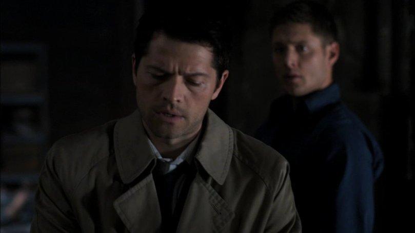 Dean: 怎麼樣怎麼樣?Castiel:Dean,說真的,這次我真的很不想跟你講話。