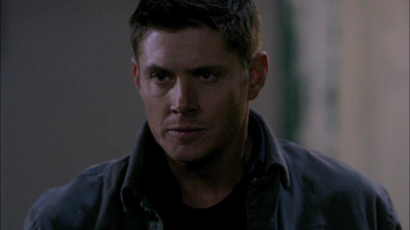 這時候的 Dean 大概已經明白這件事情是 Balthazar 跟 Castiel 一起弄出來的,難怪 Cas 到現在還不見人