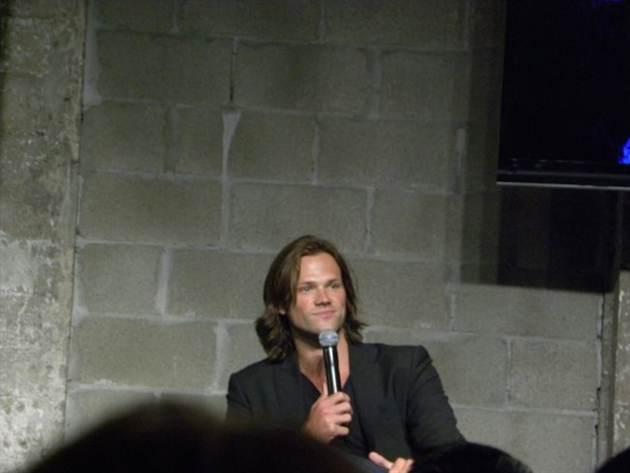 永遠都笑臉迎人的 Jared