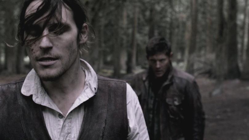 在煉獄裡面四處追殺妖怪企圖問出 Castiel 下落的 Dean