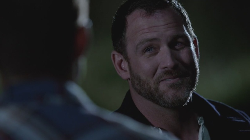 Benny 頗有魅力的笑臉,我一直覺得他的表情跟聲音都很有特色