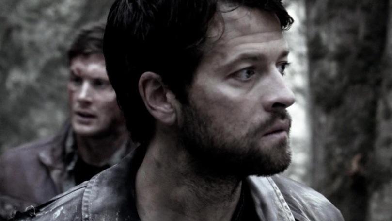 Castiel 的這個眼神,無辜單純到讓人好喜歡,這麼無辜的眼神到底是從哪裡弄來的啊?