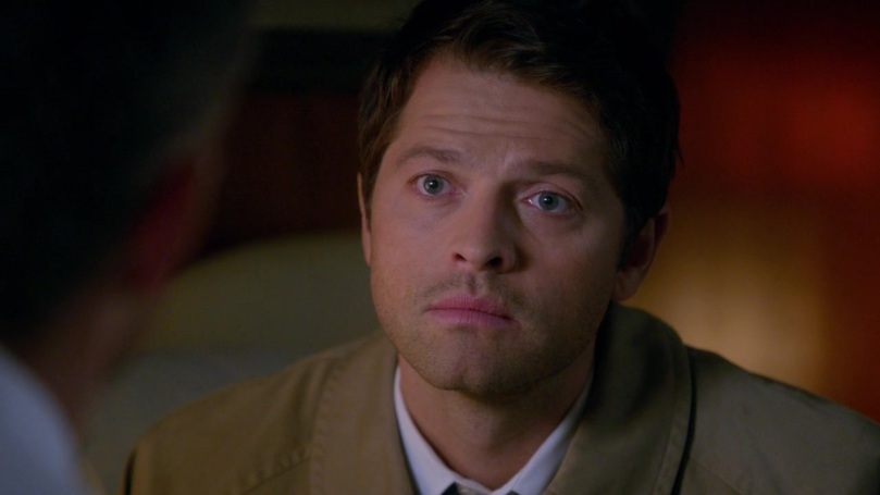 我不是害怕被其他天使追殺,我是怕我看到過去的所作所為,我會忍不住殺掉自己...