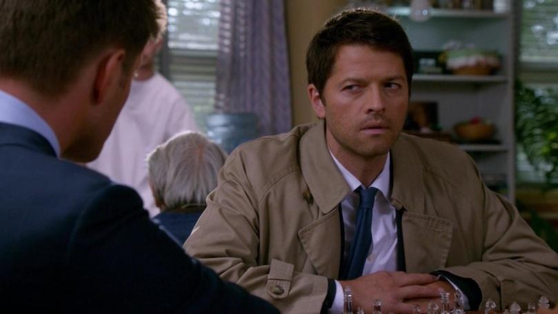 我受不了了,Dean,我去審問那隻貓好了,這位女士就交給你了!