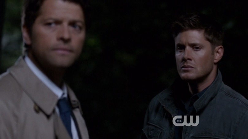 Dean: 好煩,這些人真的很不會挑時間出現。