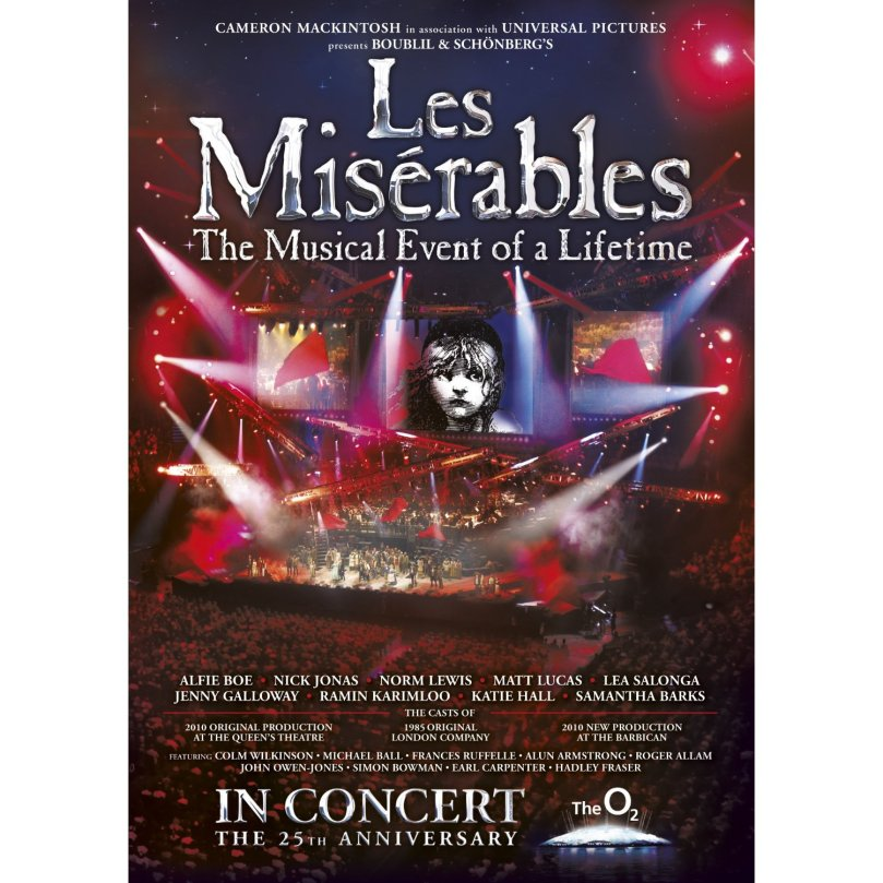 25th Anniversary Concert - Les Misérables