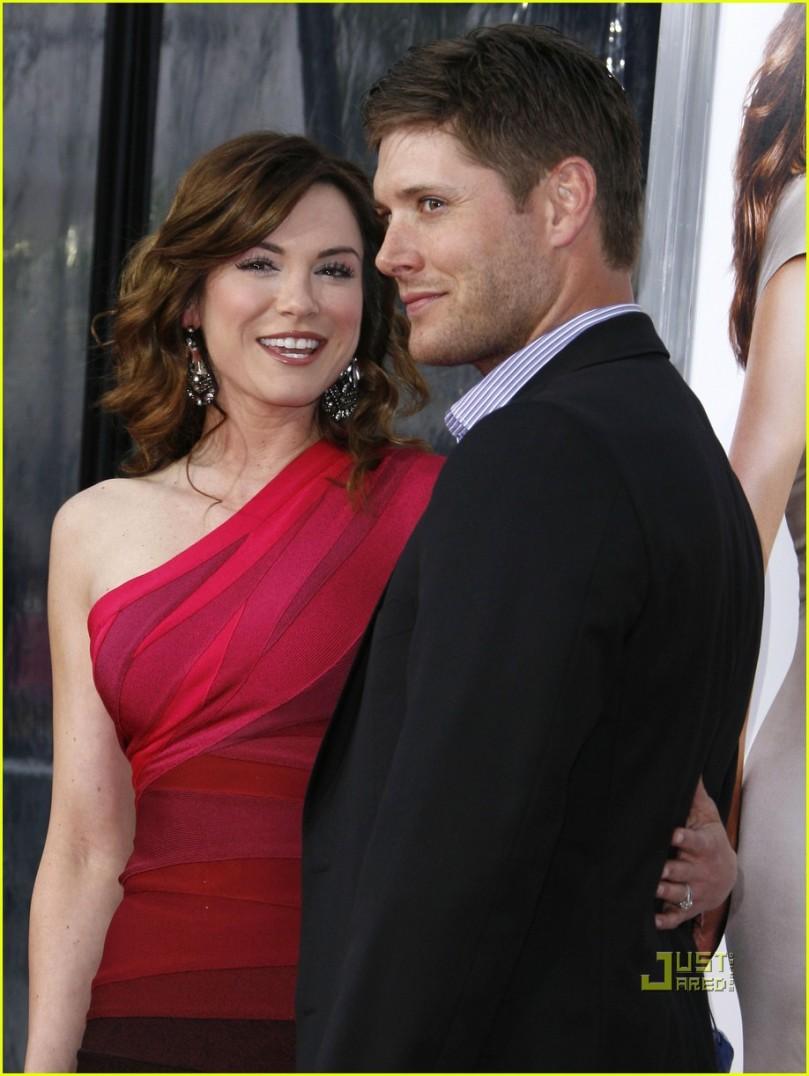 Jensen & Danneel Ackles