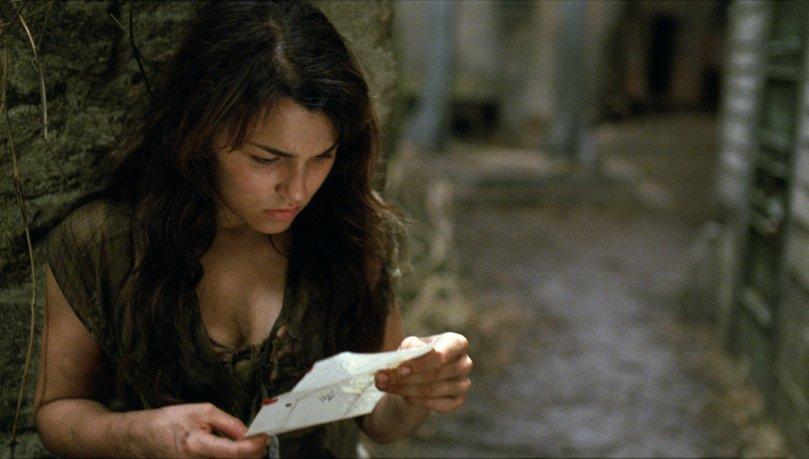 Samantha Barks, Éponine In 'Les Miserables