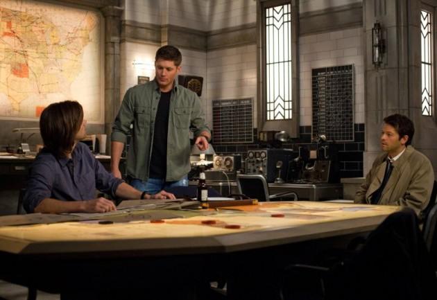 最強的 hunting family,話說 Castiel 你到底是這家庭的什麼角色啊?