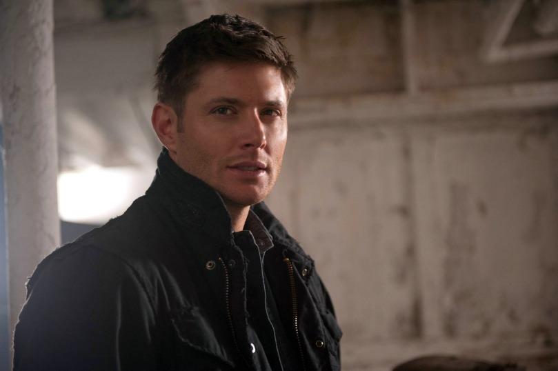Dean 這張笑臉非常帥氣英俊,不知道是什麼事情可以讓他出現這麼棒的表情
