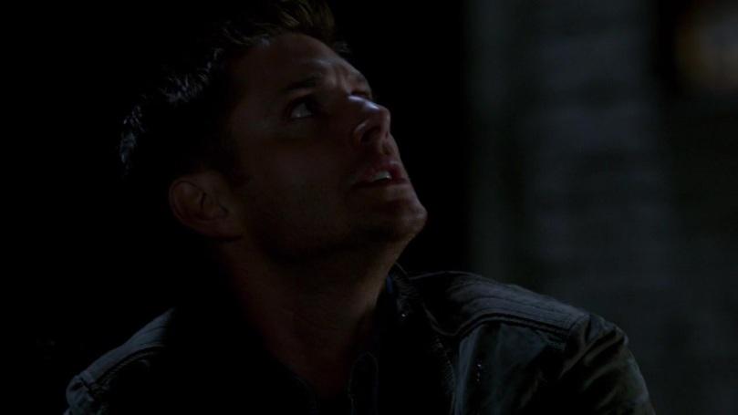 發現天使們即將隕落的 Dean,第一個想到的依然是 Castiel 的安危