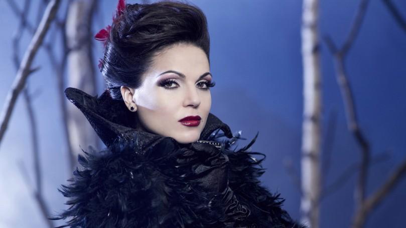 美到破錶的 Evil Queen