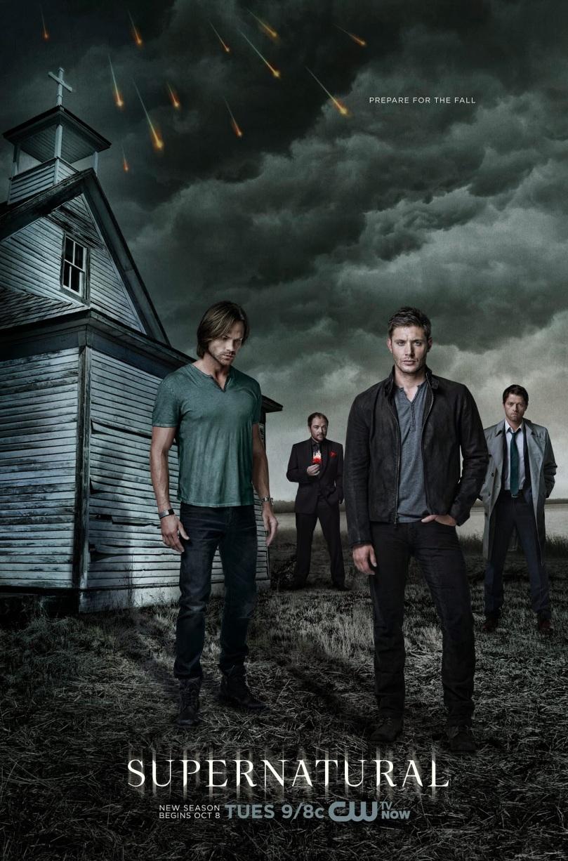 Supernatural Season 9 Poster High Quality