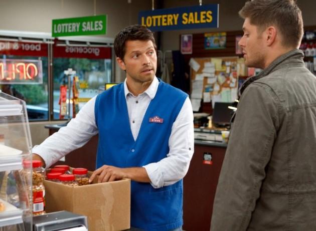 Dean: Cas 我說你可不可以不要這麼 enjoy 這種生活?你真的覺得做這種事情很棒嗎?
