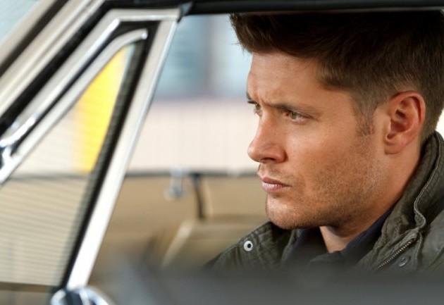 不知為何我的心裡一直覺得這張照片讓我很介意,Dean 這張臉不會又跟 Castiel 鬧不愉快了吧?
