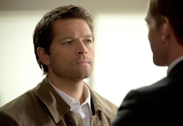 Castiel 在照片裡面常常會看起來亂美的,可是明明 Misha 本人就還好